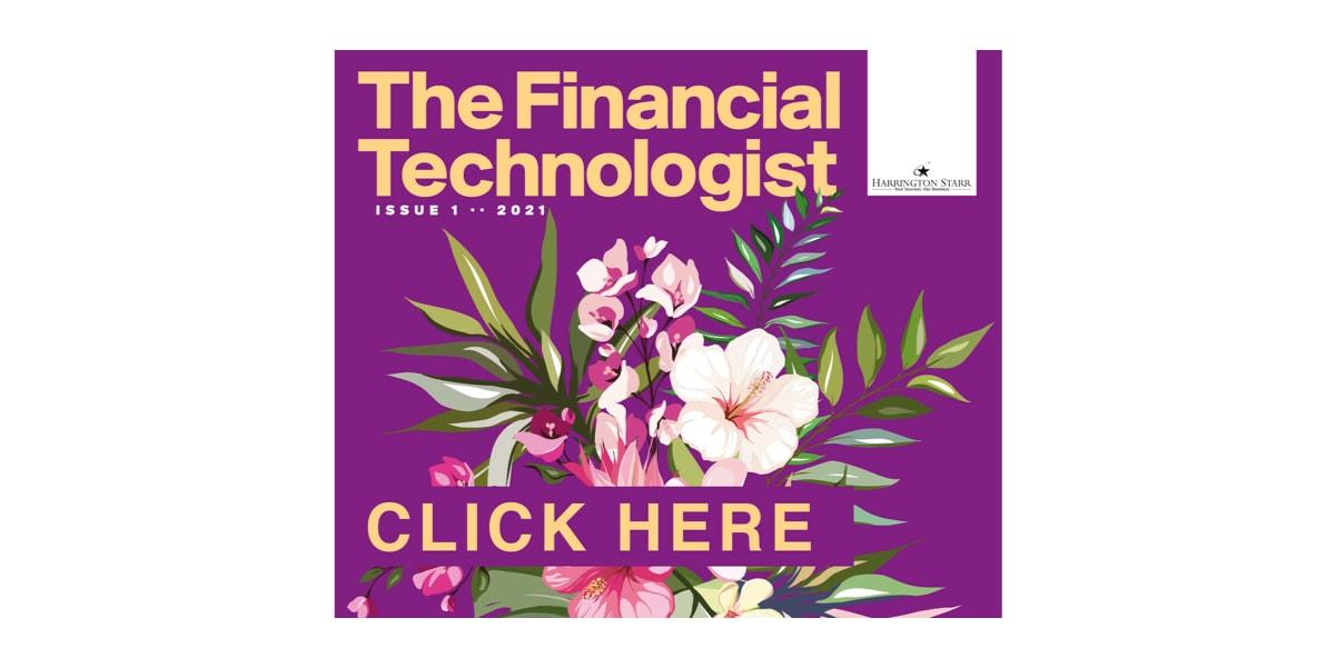 Financial Technologist 2021