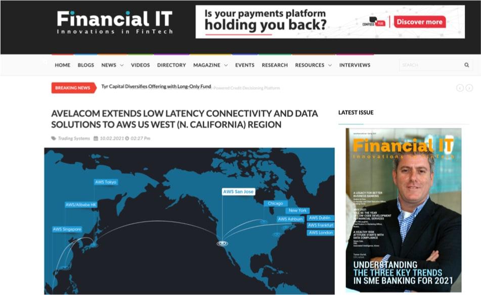 Avelacom Financial IT